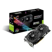 VGA ASUS STRIX-GTX1050TI-O4G-GAMING (DUAL FAN) (GF GTX1060, DDR5- 3GB - 192bit)