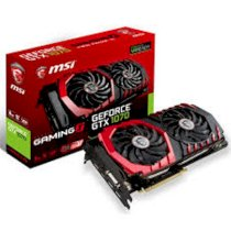VGA MSI GTX 1070 Gaming X 8G (NVIDIA GeForce GTX 1070, 8GB GDDR5, 256 Bit)