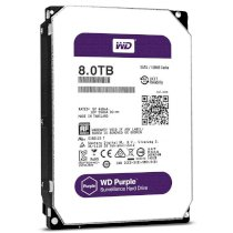 Western Digital Caviar Purple - 8TB - IntelliPower - 128MB cache - Sata 6 Gb/s (WD80PURX)