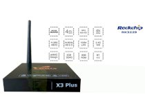 Vinabox X3 Plus 2017 - RAM 2 GB , Kết nối Bluetooth 4.0