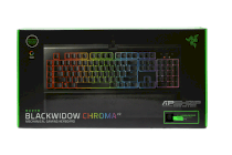 BÀN PHÍM RAZER BLACKWIDOW CHROMA V2 GREEN SWITCH RZ03-02030100