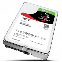 Ổ Cứng HDD NAS Seagate IronWolf 10TB