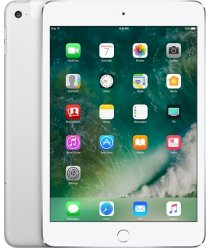 Apple iPad Mini 4 Retina 32GB WiFi 4G Cellular - Silver