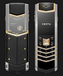 Vertu Signature S Yellow Gold Mixed Metal