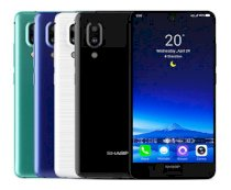 Sharp Aquos S2 (4GB RAM) Blue