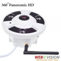 Camera 360 độ IP Wifi Webvision S633Y-i9 Panoramic HD 960P