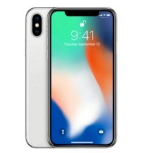 Apple iPhone X 64GB Silver (Bản Lock)