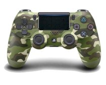 Tay chơi Game Sony Dualshock 4 (CUH-ZCT2G16) (Green camouflage)