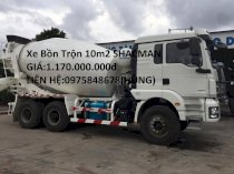 Shacman D'LONG SX5254GJBJT334