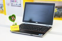 LAPTOP DELL LATITUDE 6520, i5- 2410M, 4G, 320 G HDD, 15.6 inch,  Intel Graphics 3000 ( CŨ)