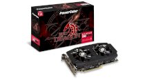 PowerColor Red Dragon Radeon RX 580 4GB GDDR5 (AXRX 580 4GBD5-3DHDV2/OC) (AMD Radeon RX 580, GDDR5, 4GB, 256-bit, PCI Express 3.0)