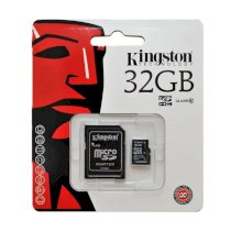 Thẻ nhớ T-Flash Kingston 32GB 45x