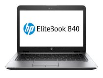 HP EliteBook 840 G4  (Core i5-7300U 2.6GHz, 8GB , 256GB , Graphics 620, backlit keyboad, finger Win 10Pro)