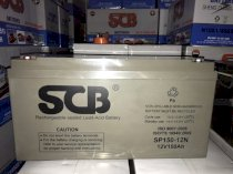 Ắc quy SCB deep cycle SP150-12(12V-150AH)