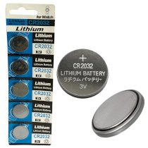 Pin cúc áo Lithium Battery CR2032 (01 pin)