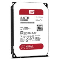Ổ cứng Desktop Western Digital 8TB - SATA 3 (6Gb/s) - 5400rpm - Cache 128M Red WD80EFZX