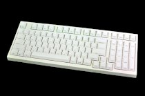 Keyboard Leopold FC980M Red Switch White.