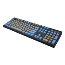 Keyboard Leopold FC900R Brown Switch Gray Blue