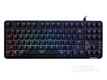 Keyboard Fuhlen M87S RGB Mechanical Blue Switch 87 Black