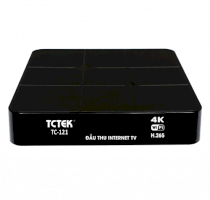 Đầu thu Internet TV (Smart TV Box) TCTEK TC-121