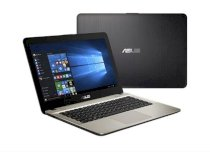 Laptop Asus X441UA_GA070 (Core i3-7100U 2.4Ghz, 4GB Ram, 500GB HDD, Intel HD Graphics 620, 14 inch, Free DOS)