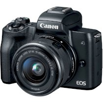 Canon EOS M50 + Kit 15-45 (Black)