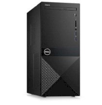 Dell Vostro 3670 (70157886)/ Intel Core i7-8700 (3.20 GHz,12 MB)/ 8GB RAM/ 1TB HDD