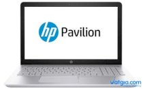 Laptop HP Pavilion 15-cc042TU 3MS16PA Core i3-7100U/Win 10 (15.6 inch) - Grey