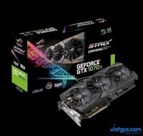 VGA Asus ROG STRIX-GTX1070TI-A8G-GAMING (NVIDIA Geforce/ 8Gb/ DDR5/ 256Bit)