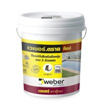 Vữa chống thấm Weber.dry top