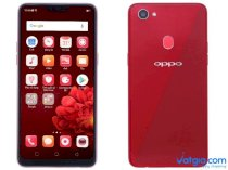 Điện thoại Oppo F7 64GB - Solar Red