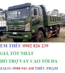 Xe ben Trường Giang 8.2T DFM 118KW
