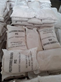 Poly ferric sulphate- PFS