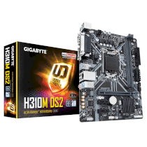 Mainboard Giga H310M - DS2