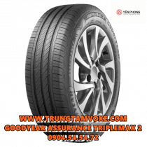 Lốp xe Ford Ecosport 205/60R16 Goodyear Triplemax 2
