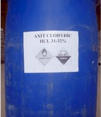 HCl – Axit Cloric 32%