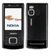 Nokia 6500 slide Black