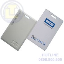HID Global 1386LGGMN IsoProx II Proximity Card 1386