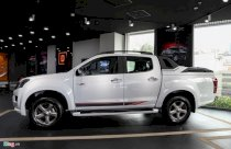 Xe Isuzu D-Max Type X 3.0 AT 4x4