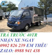 Xe tải JAC HFC1025K-D1790 1.25T Chassis (2013)