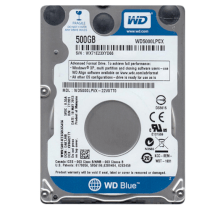 Ổ Cứng Gắn Trong Laptop HDD WD 500Gb - SATA III - (BLUE)