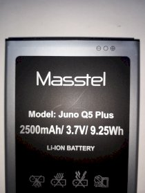 Pin Masstel Juno Q5 (Q5 Plus, JunoQ5, Q5Plus, Mastel)