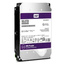 Ổ cứng HDD Western Purple 10Tb 5400rpm 256Mb