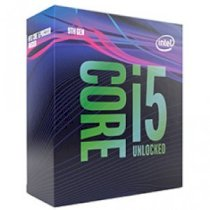 CPU Intel Core i5 9600K 3.7 GHz turbo up to 4.6 GHz /6 Cores 6 Threads/ 9MB /Socket 1151/Coffee Lake