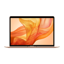 Macbook Air 2018 256GB Gold - MREF2