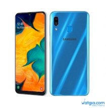 Samsung Galaxy A30 3GB RAM/32GB ROM - Blue
