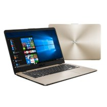 ASUS VIVOBOOK X405UA - EB785T CORE I3 7100U 4GB 1TB FULL HD WIN 10 14