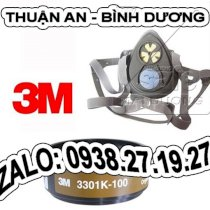 Mặt nạ 3M 1 phin lọc MNA-3M-01/02