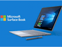 Microsoft Surface Book I5-6300 2.4GHZ 8G/256 SSD/ 12'3