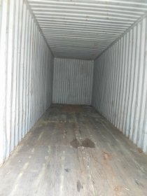 Container cũ 40F HC